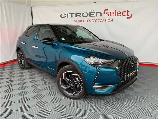3445339 - DS - DS3 CROSSBACK - 2019